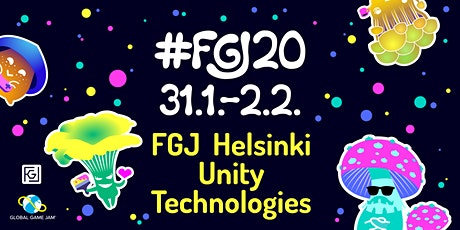FGJ Helsinki Unity Technologies tickets