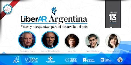 LiberAR Argentina entradas
