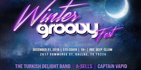 Winter Groovy Fest tickets