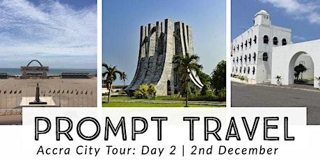 Experience Ghana: Accra City Tour tickets