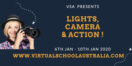 SCHOOL HOLIDAY FILMMAKING WORKSHOP tickets