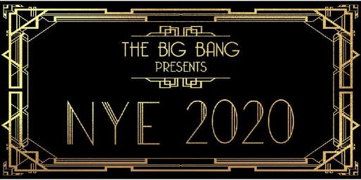 New Year's Eve Bash at The Big Bang Nashville!