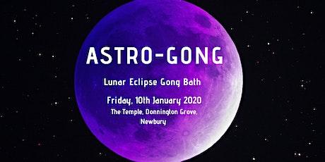 Lunar Eclipse Gong Bath tickets