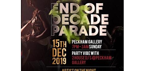 End of Decade Parade tickets