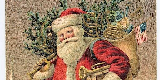 Victorian Children's Holiday Tea