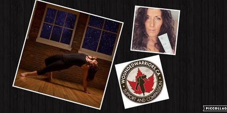 Yoga in Support of Wounded Warriors Canada tickets