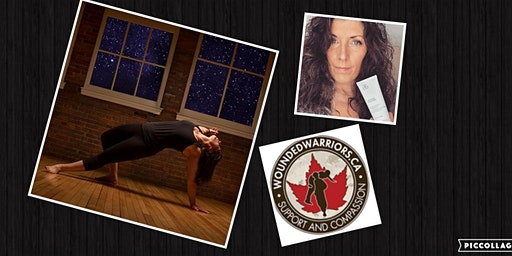 Yoga in Support of Wounded Warriors Canada