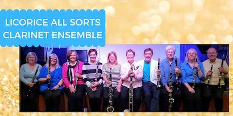 Licorice All Sorts Clarinet Ensemble tickets