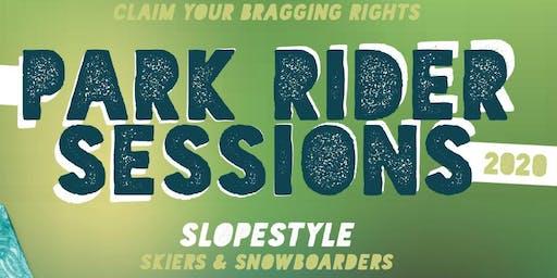 Park Rider Sessions