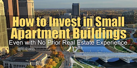 Investing on Small Apartment Buildings in Columbus OH tickets