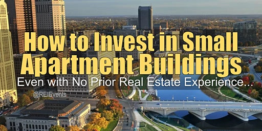 Investing on Small Apartment Buildings in Columbus OH