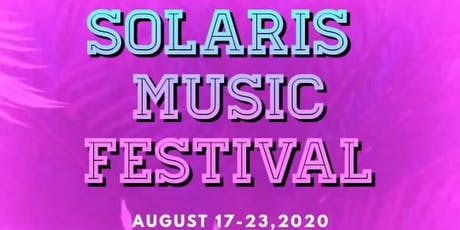 KANSAS Solaris Music Festival 2020 tickets