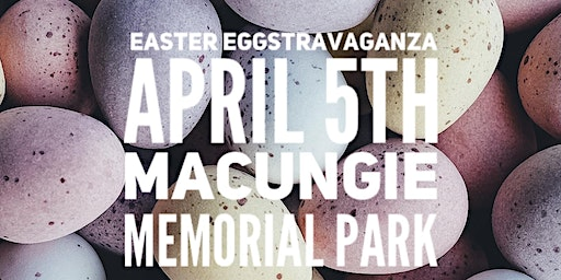 Easter Eggstravaganza Craft & Vendor Show!