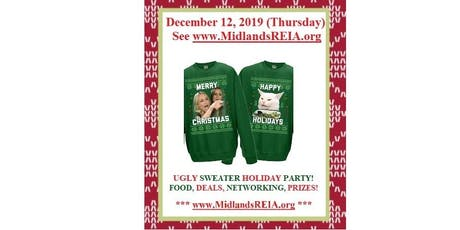 Real Estate Investing - Ugly Sweater Holiday Party tickets