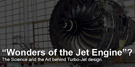 "IMechE Evening Christmas Lecture 2019 - ""Wonders of the Jet Engine""? tickets"