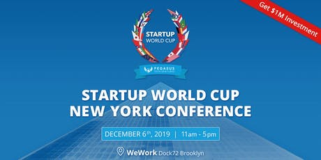 Startup World Cup New York Conference tickets