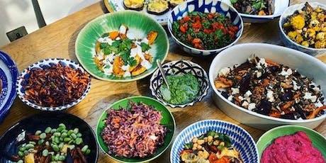 Seasonal Super Salad Workshop tickets