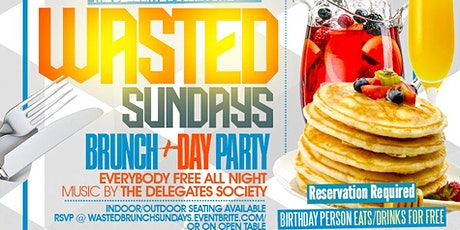 Wasted Brunch Sundays @ Suite 704 tickets