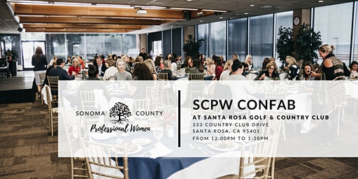 Join us at our Confab, Lunch is on us - Sonoma County Professional Women