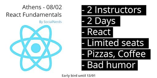React Bootcamp - SocialNerds