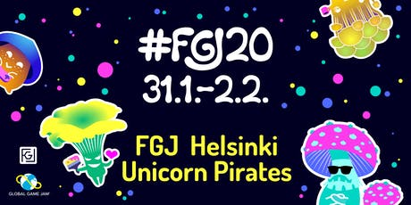 FGJ  Helsinki Unicorn Pirates tickets