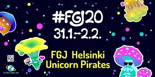 FGJ  Helsinki Unicorn Pirates