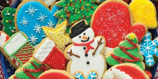Holiday Cookie Fundraiser