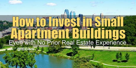 Investing on Small Apartment Buildings in Kansas City MO tickets