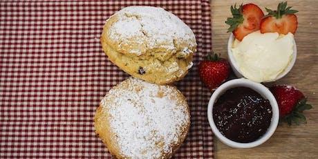14 January - Cream Tea Time at Waterside Cornwall Resort tickets