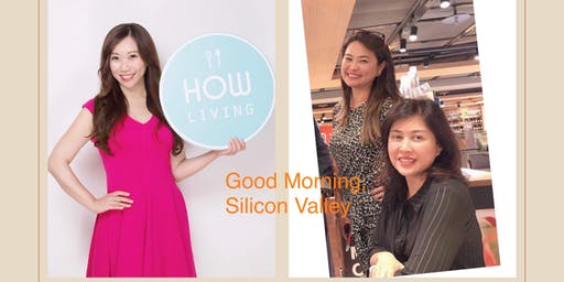 Good Morning Silicon Valley臉書粉絲團年終版聚