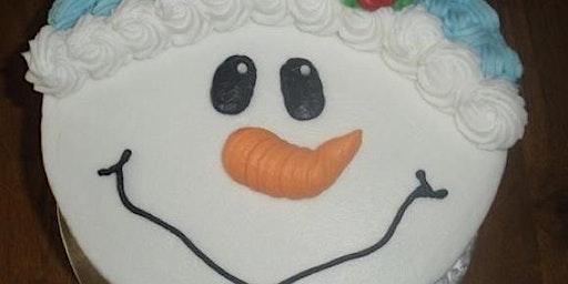 Decorate a cake!