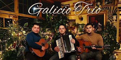 UKs finest Gypsy Swing guitarist Gary Potter quartet & The Galicio Trio - Django Reinhardts Birthday Celebration  tickets
