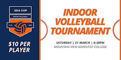 2020 SDA CUP | Indoor Volleyball tickets