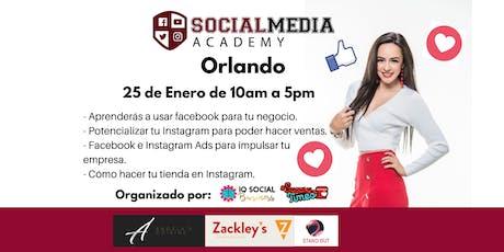 Social Media Academy Orlando tickets
