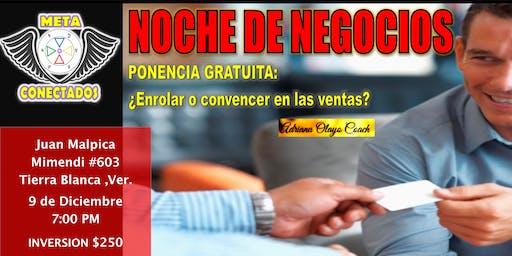 NOCHE DE NEGOCIOS 2