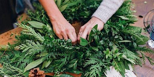 DIY Herbal Wreath Workshop
