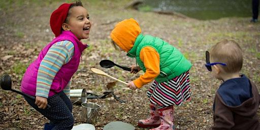 Kids Outdoor Nature Class (8 weeks- $100)