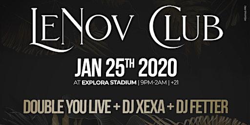 LeNov Club - WE ALL NEED LOVE Edition