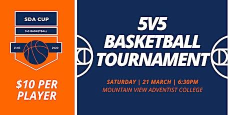 2020 SDA CUP | 5v5 Basketball tickets