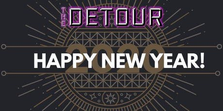 New Year Countdown Party At The Detour tickets