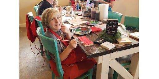Santa's Workshop Kids Craft Station (2019-12-08 starts at 3:00 PM)