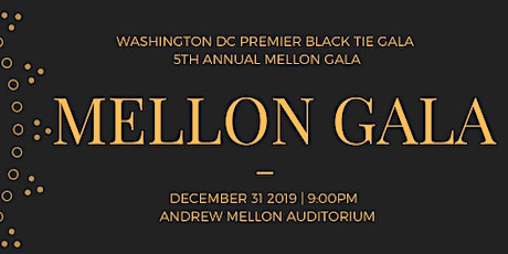 The Mellon Gala | New Year's Eve DC 2020 tickets