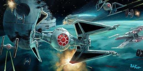 The Fine Art of Star Wars tickets