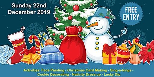 Santa's Grotto - Free children's event