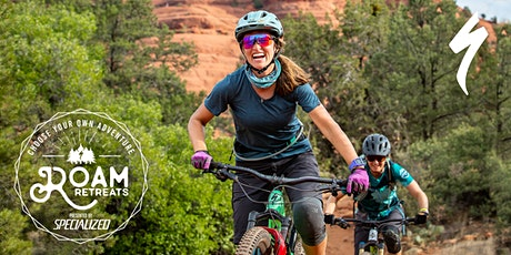 Roam Retreat @ Sedona AZ | A Womxn's MTB Vacation tickets