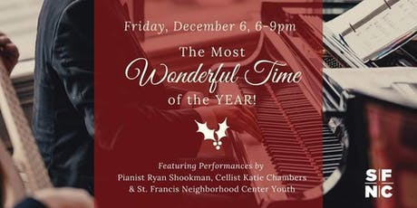 The Most Wonderful Time of the Year tickets