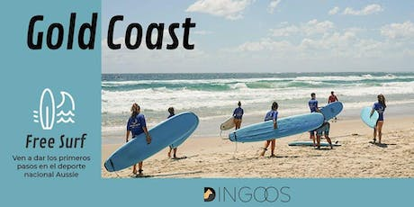 Dingoos Free Surf - Gold Coast tickets