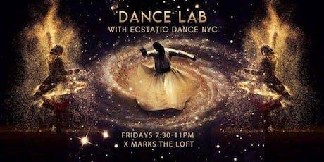 Dance Lab 130 :: Dance As Offering ~ Ecstatic Dance tickets