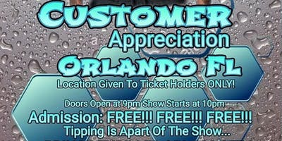 (Orlando) Customer Appreciation Ladies Night