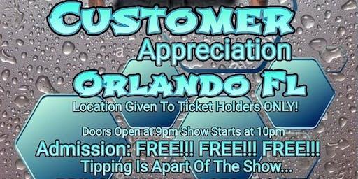 (Orlando) Customer Appreciation Ladies Night